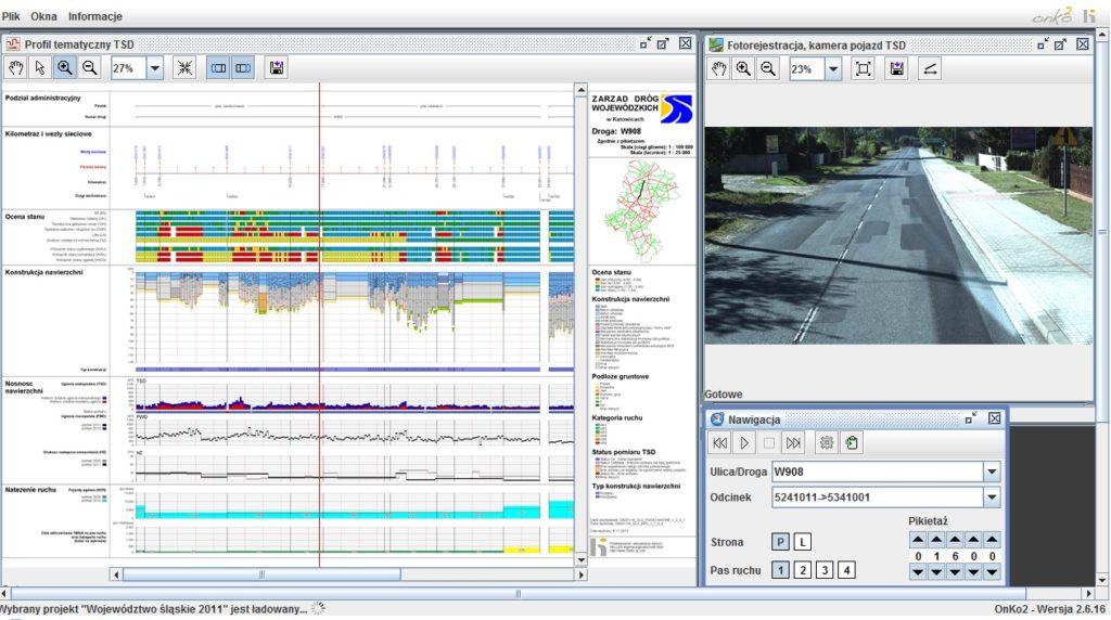 profil tematyczny - udostępnianie danych drogowych z pomiarów TSD