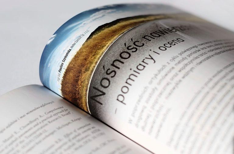 Nośność nawierzchni - pomiary i ocena, skan z artykułu w magazynie Autostrady