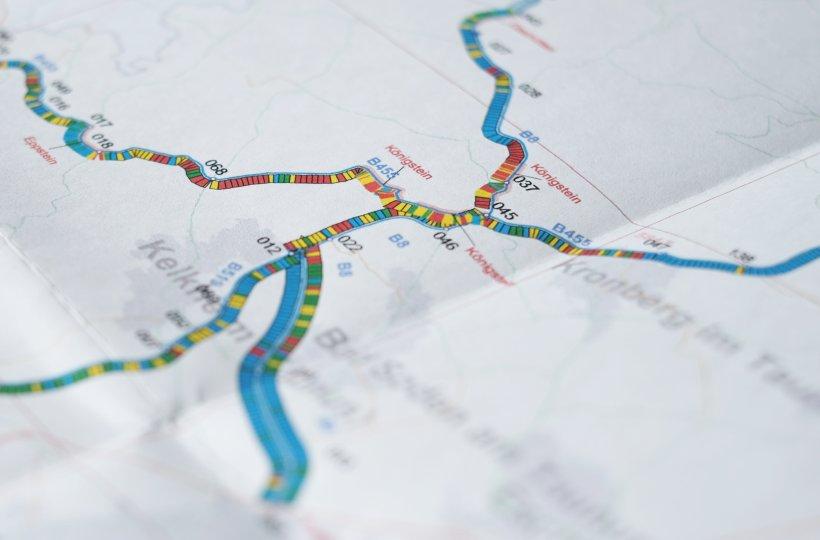 Mapa Diagnostyka stanu