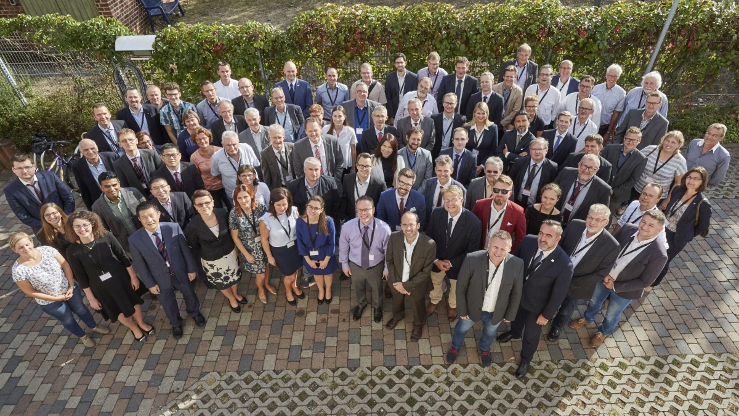 Spotkania fachowców z dziedziny utrzymania infrastruktury drogowej w Darmstadt