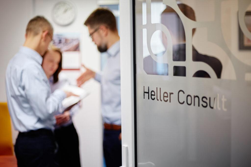 Biuro Heller Consult w Warszawie