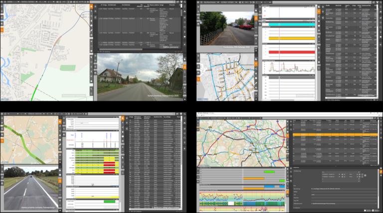 System do udostępniania danych drogowych OnKo3