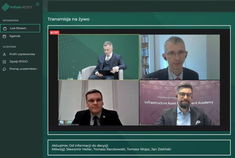Międzynarodowa multikonferencja infraMOST 2021